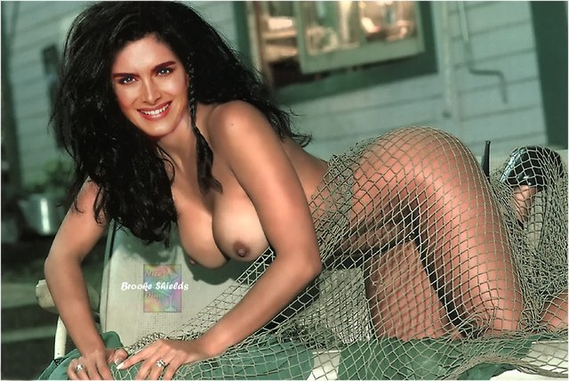 Моделі 90-х: як змінилася сексуальна американка Брук Шилдс (18+) - фото 354325