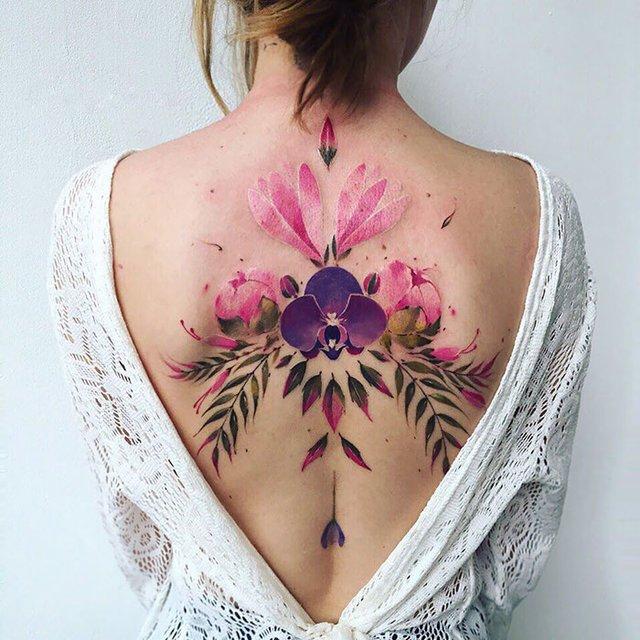 pissaro_tattoo - фото 354431