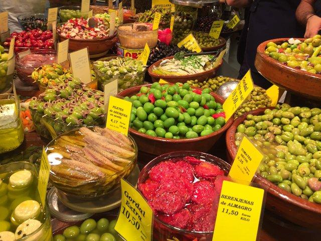 Ринок в Пальма-де-Майорці  - фото 354514