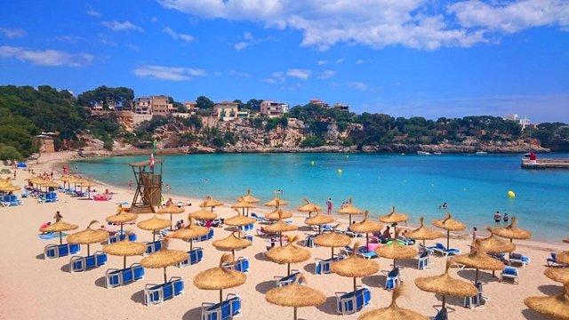 Пляж Ес-Тренк  - фото 354518