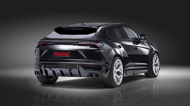 Lamborghini Urus зробили ще потужнішим й агресивнішим - фото 354997