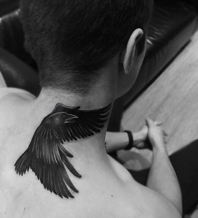 tattooraven - фото 355003