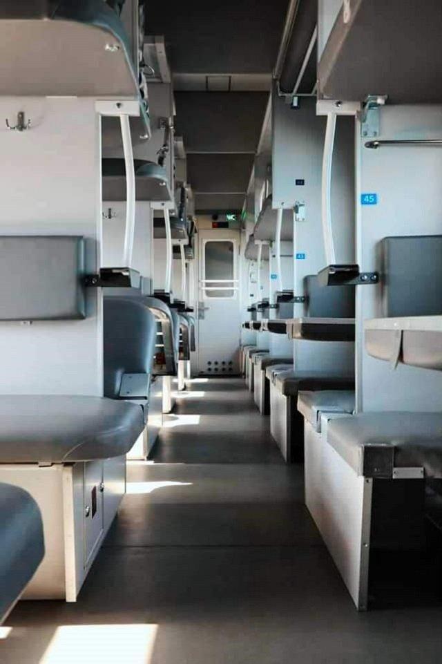 В Укрзалізниці показали найдорожчий плацкартний вагон: фото - фото 355164