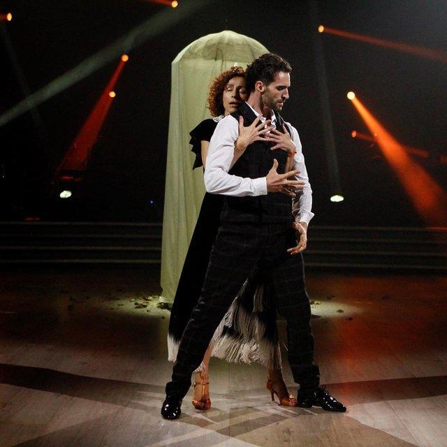 Надя Матвєєва покинула Танці з зірками - фото 355240