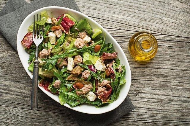 Їжте великі порції, але корисної їжі - фото 355382
