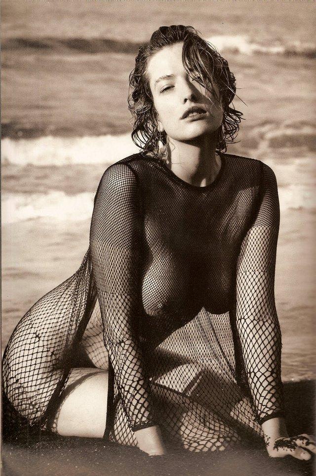 Моделі 90-х: як змінилася яскрава представниця 'великої шістки' Тетяна Патітц (18+) - фото 355429
