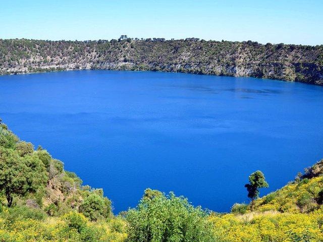 Так виглядає найчистіше озеро на планеті - фото 355469