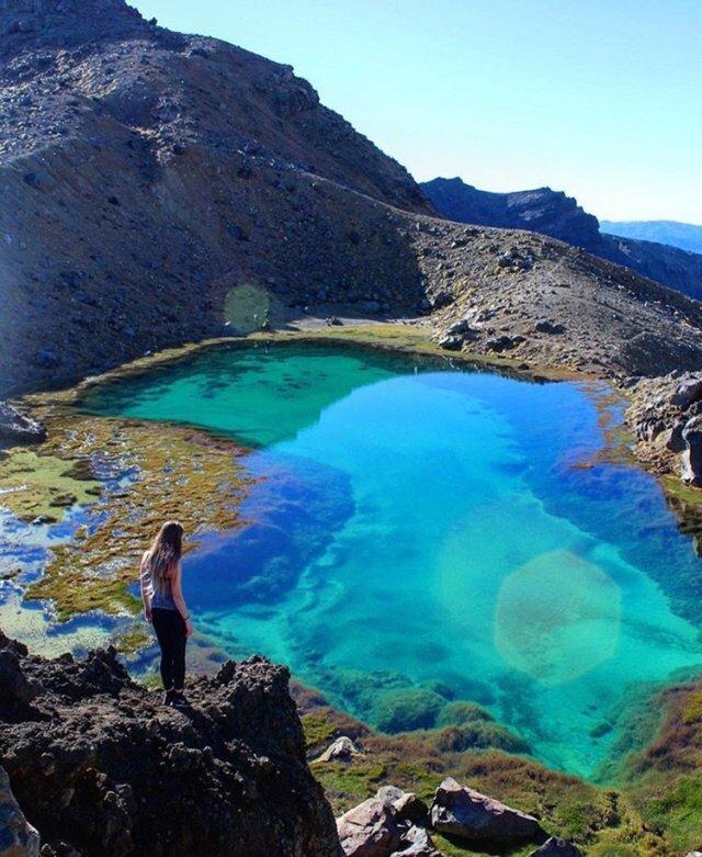 Так виглядає найчистіше озеро на планеті - фото 355473