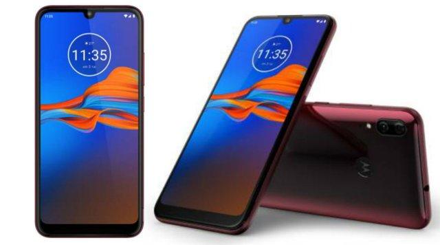 Motorola анонсувала бюджетний Moto E6s - фото 355483