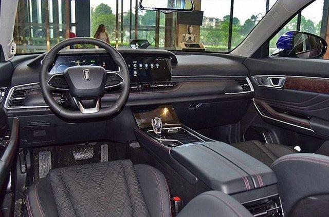 Китайці показали конкурента Range Rover Velar - фото 355519