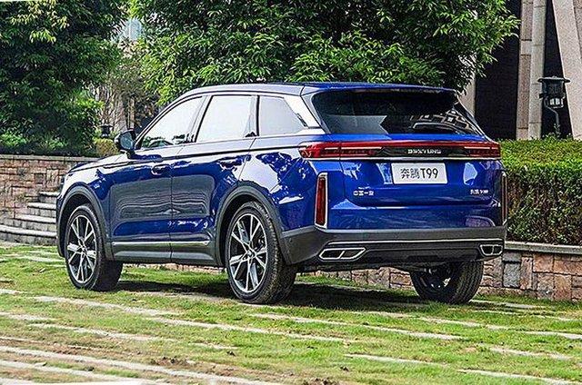 Китайці показали конкурента Range Rover Velar - фото 355520