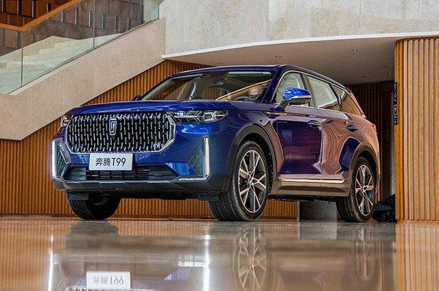 Китайці показали конкурента Range Rover Velar - фото 355522