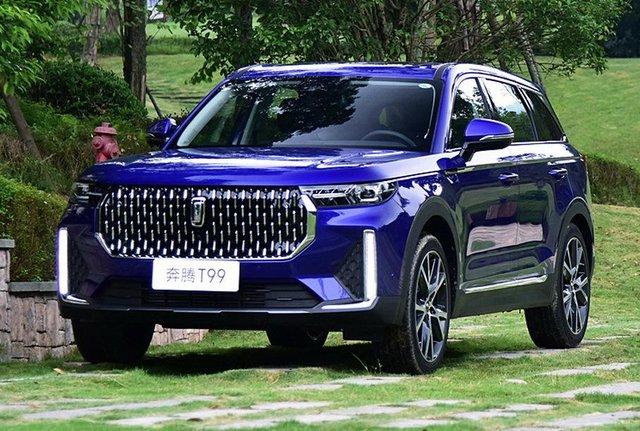 Китайці показали конкурента Range Rover Velar - фото 355523