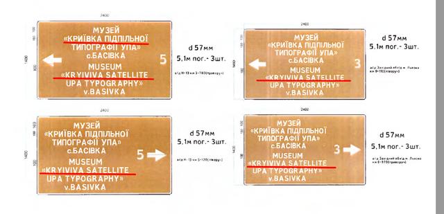 Бої – boys: на Львівщині встановили знаки із дивним перекладом англійською - фото 355587