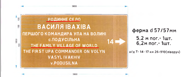 Бої – boys: на Львівщині встановили знаки із дивним перекладом англійською - фото 355588