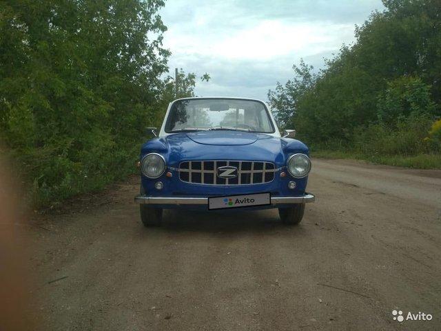 Старий Запорожець перетворили на ефектний спорткар: фото - фото 355671