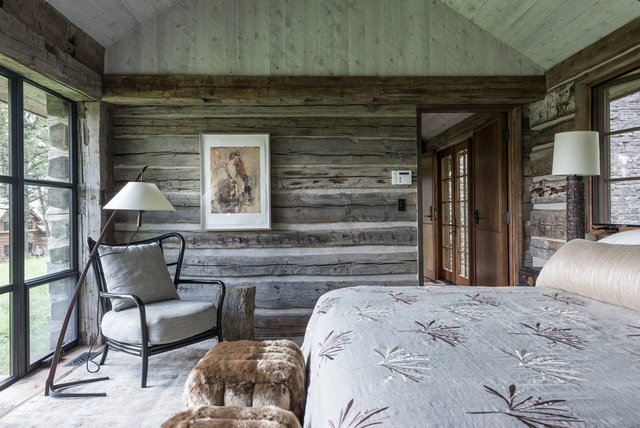 Як виглядає ідеальний дім для відпочинку на краю лісу (фото) - фото 355727