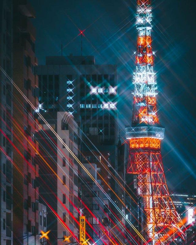Прогулянка вулицями Токіо у яскравих фото - фото 355798