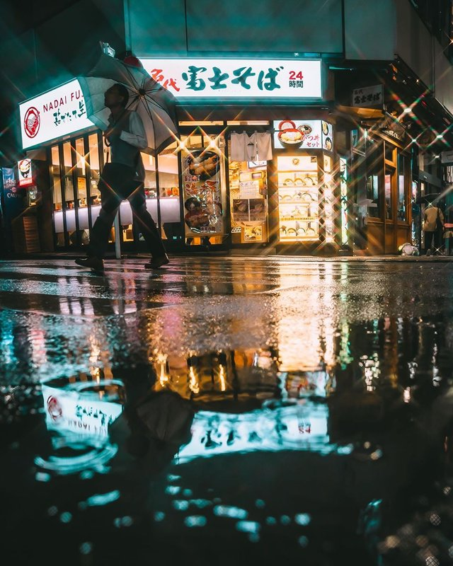 Прогулянка вулицями Токіо у яскравих фото - фото 355799
