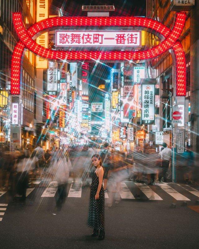 Прогулянка вулицями Токіо у яскравих фото - фото 355805