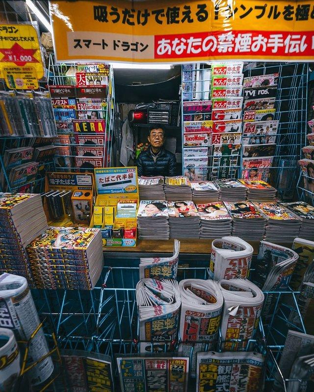 Прогулянка вулицями Токіо у яскравих фото - фото 355808