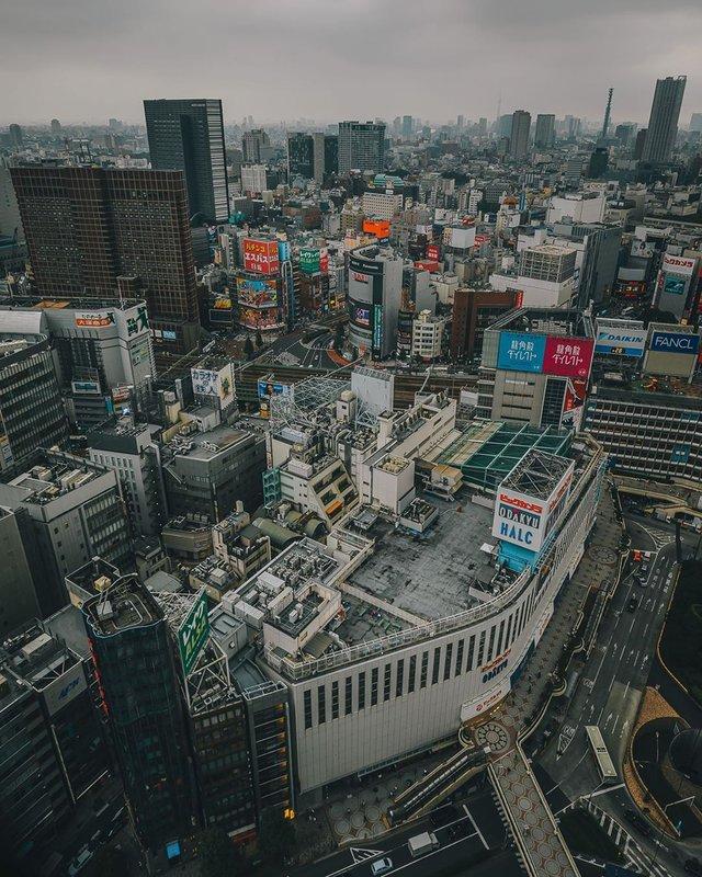 Прогулянка вулицями Токіо у яскравих фото - фото 355811