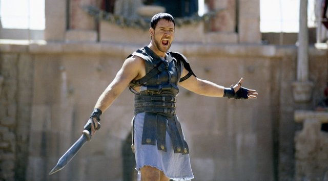 Russell Crowe in Gladiator - фото 355864