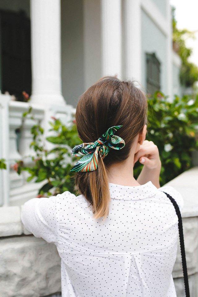 Названий наймодніший осінній аксесуар для волосся - фото 355874