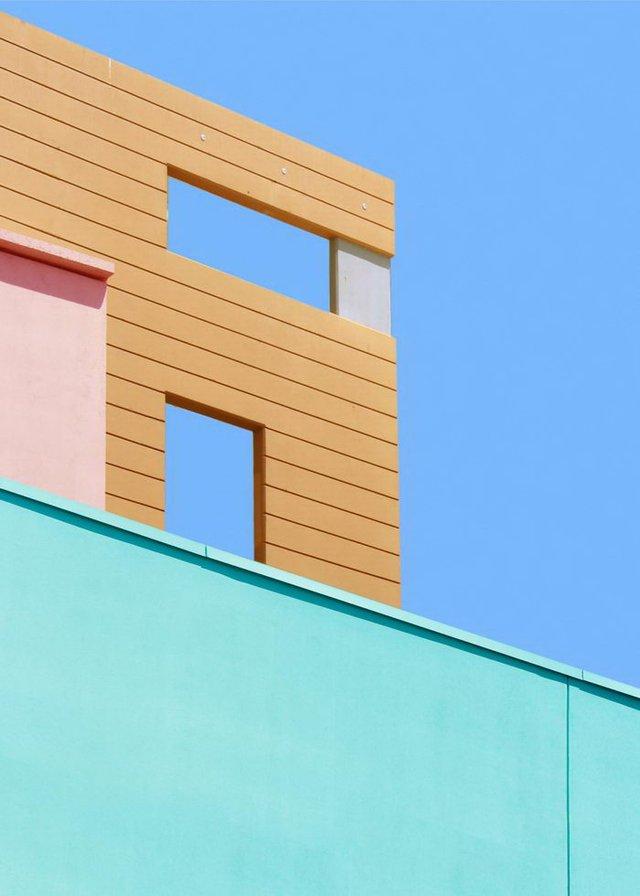 Цікаві мінімалістичні знімки від американського фотографа - фото 355952