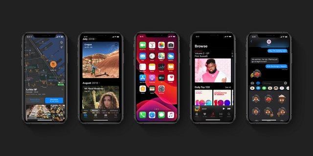iOS 13: головні нововведення та фішки нової операційної системи - фото 356252