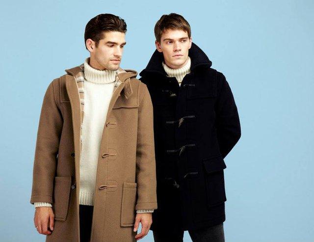 Модні чоловічі пальта осінь 2019: ТОП-5 стильних моделей - фото 356346