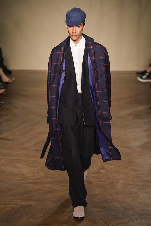 Модні чоловічі пальта осінь 2019: ТОП-5 стильних моделей - фото 356349