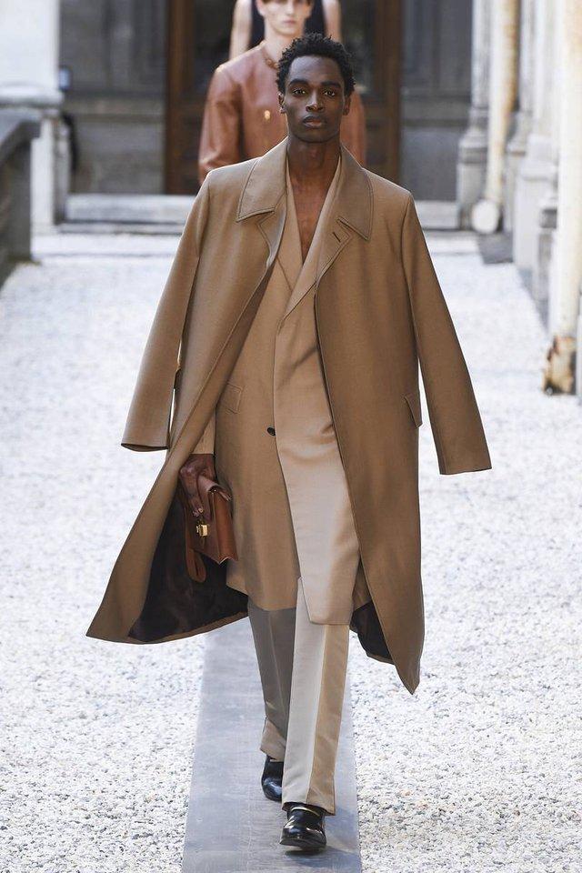 Модні чоловічі пальта осінь 2019: ТОП-5 стильних моделей - фото 356350