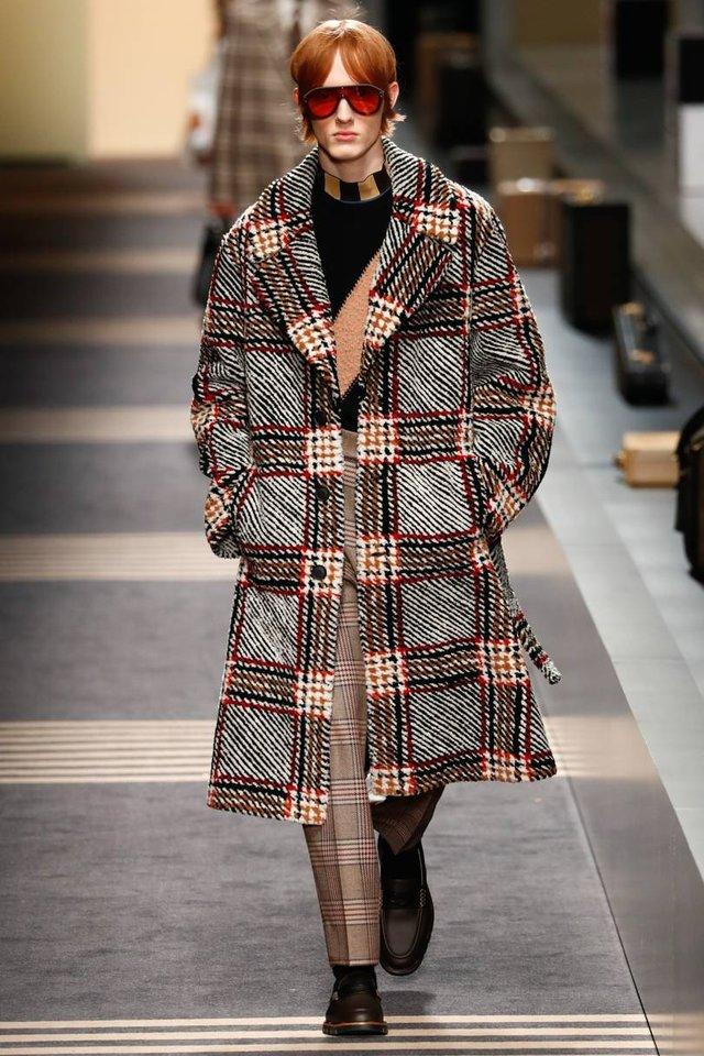Модні чоловічі пальта осінь 2019: ТОП-5 стильних моделей - фото 356352