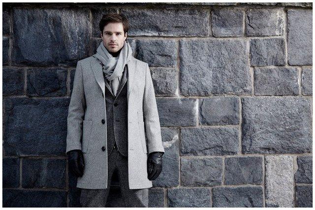 Модні чоловічі пальта осінь 2019: ТОП-5 стильних моделей - фото 356353
