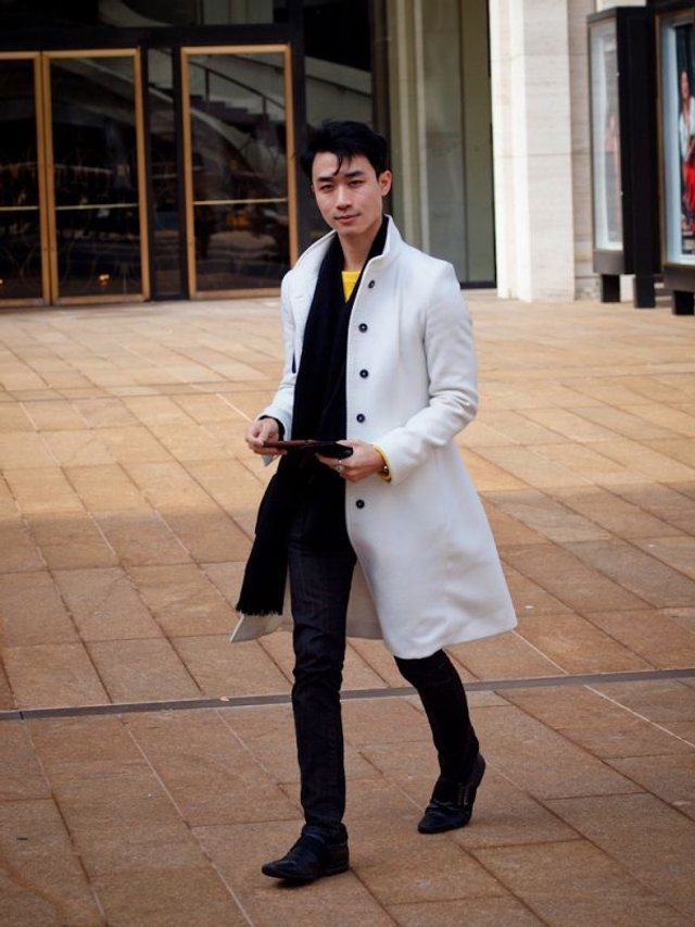 Модні чоловічі пальта осінь 2019: ТОП-5 стильних моделей - фото 356355