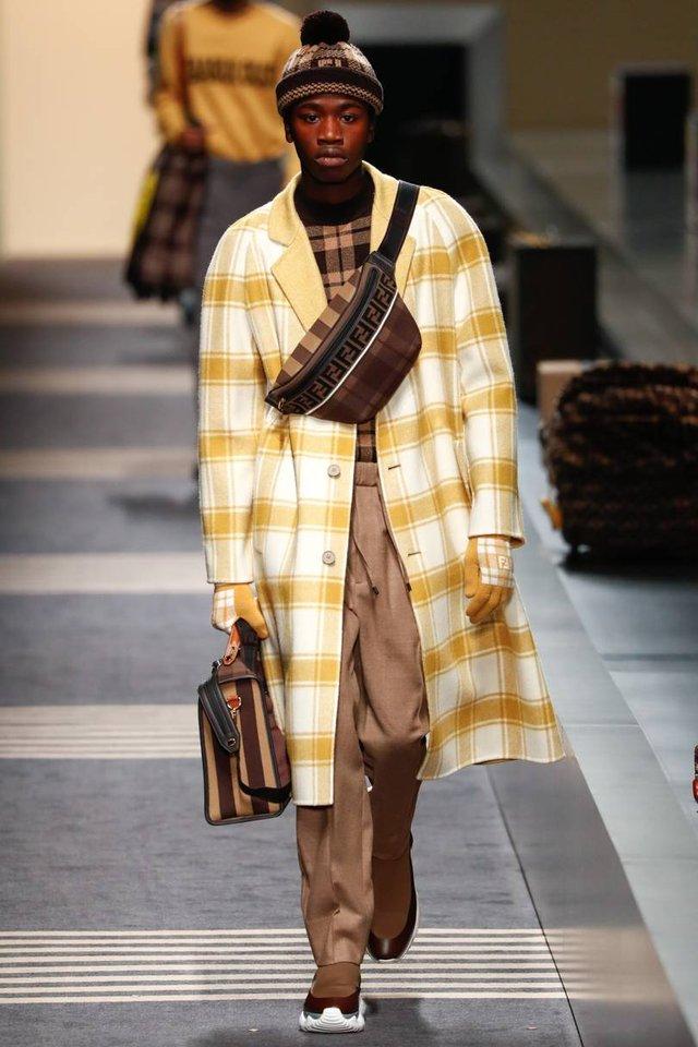 Модні чоловічі пальта осінь 2019: ТОП-5 стильних моделей - фото 356356