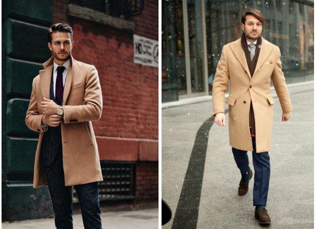 Модні чоловічі пальта осінь 2019: ТОП-5 стильних моделей - фото 356360