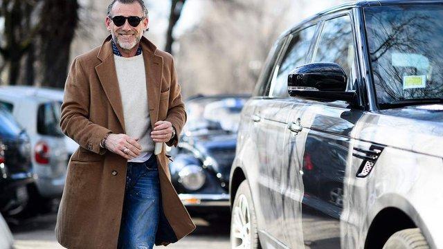 Модні чоловічі пальта осінь 2019: ТОП-5 стильних моделей - фото 356361