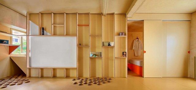 Ця незвичайна квартира у Мадриді має власний крихітний город: фото - фото 356423
