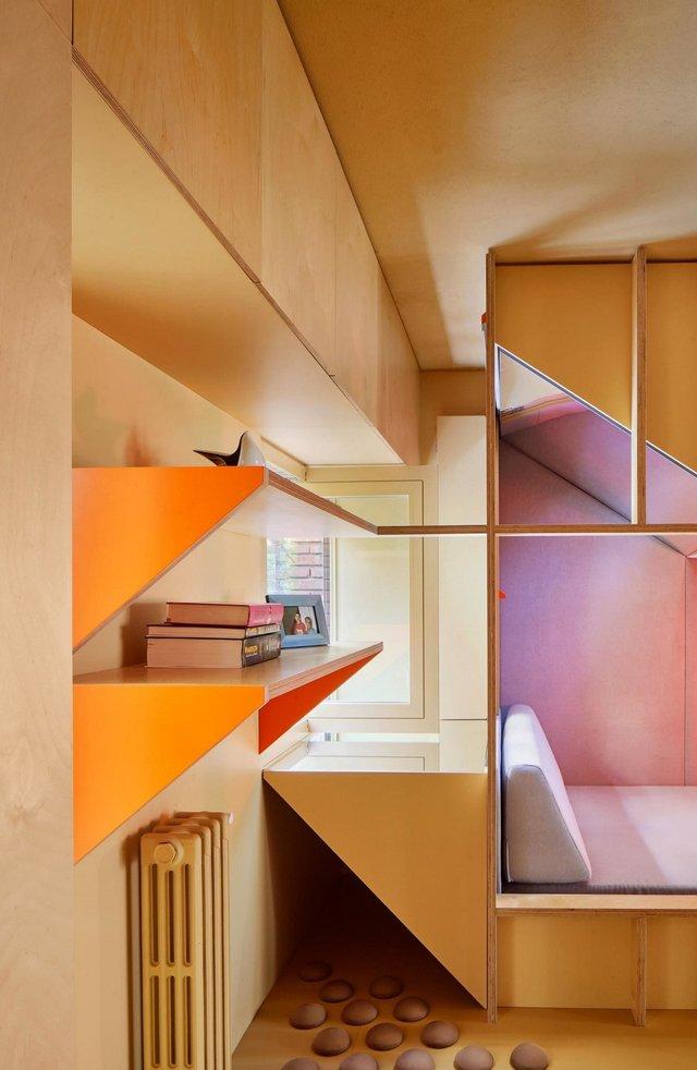 Ця незвичайна квартира у Мадриді має власний крихітний город: фото - фото 356429