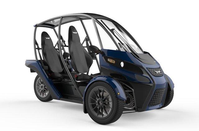 У продаж надійшов триколісний електромобіль Arcimoto SRK - фото 356455