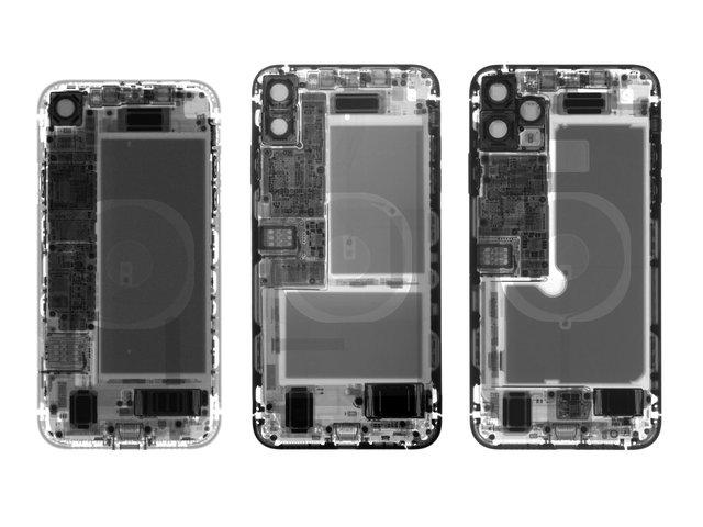Фахівці iFixit розібрали iPhone 11 Pro Max: що цікавого ховається всередині - фото 356625