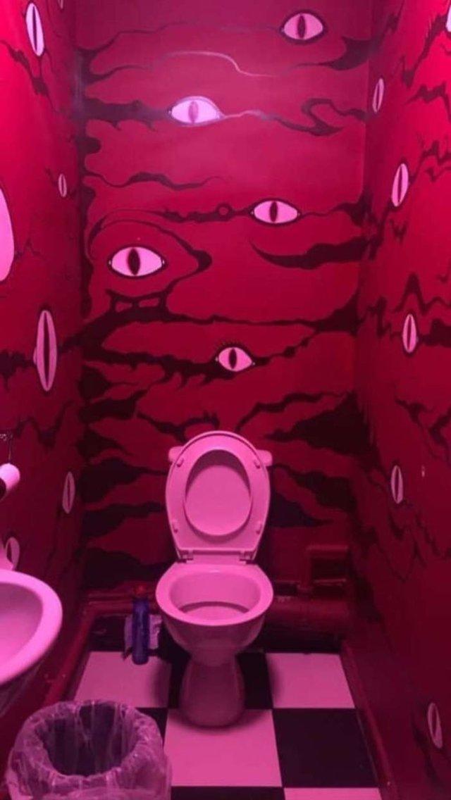Дизайни вбиралень, які тримають у напрузі: епічні фото - фото 356738
