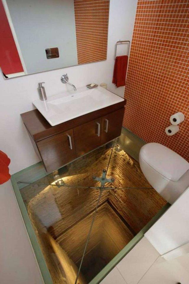 Дизайни вбиралень, які тримають у напрузі: епічні фото - фото 356742