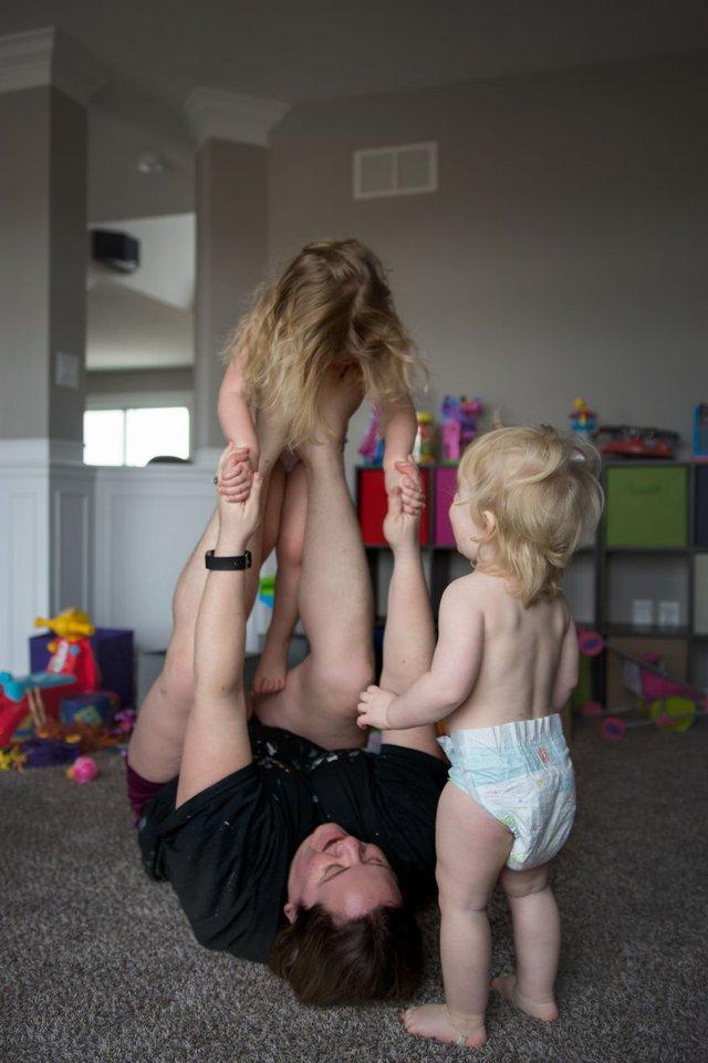 10 чесних фото про те, яке це насправді – бути матір'ю - фото 356777