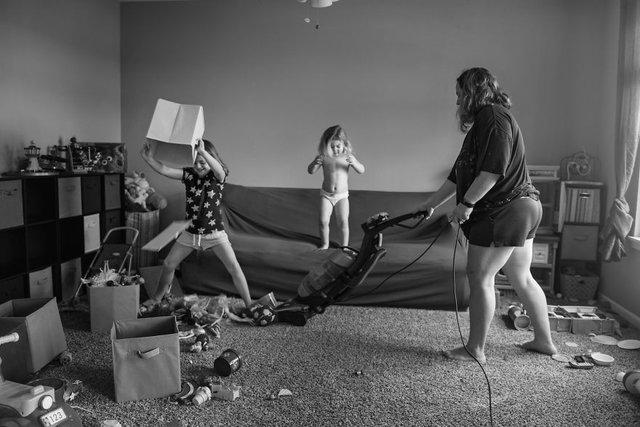 10 чесних фото про те, яке це насправді – бути матір'ю - фото 356780