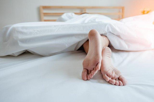 Сон голяка позитивно впливає на ваше здоров'я - фото 356804