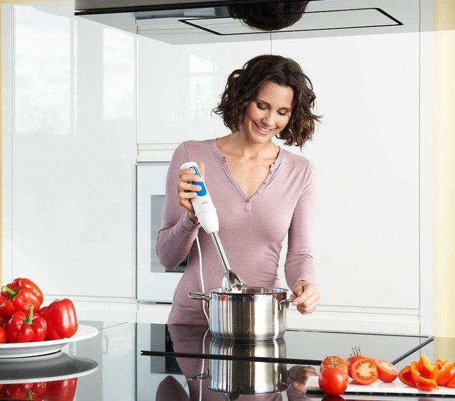 Блендер допоможе готувати смачні крем-супи - фото 356933
