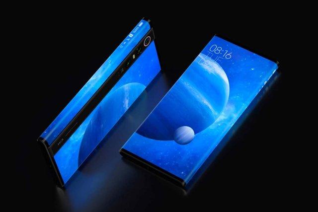 Xiaomi представила Mi Mix Alpha: смартфон з екраном майже на всю площу корпусу - фото 357074